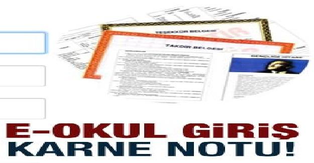 E-okul not işlemleri ile ilgili MEB Resmi Yazısı