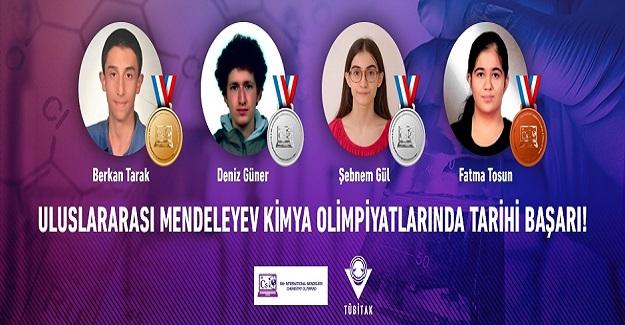 Türk Öğrencilerden Uluslar Arası Başarı