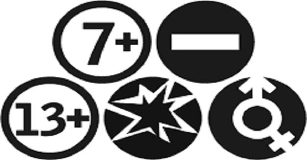 Akıllı işaretli Kitaplar +7, +13, +18