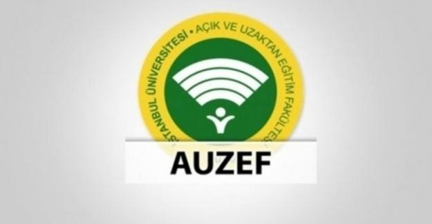 AUZEF 2020-2021 BAHAR DÖNEMİ ÇEVRİMİÇİ (ONLİNE) BİTİRME SINAVI KURALLARI