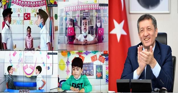 Bakan Ziya Selçuk'tan Yeni Eğitim Öğretim Yılı Açıklaması
