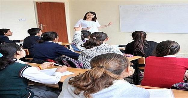 Bölgelere, Cinsiyete ve Yaşa Göre Lise Öğretmenlerinin Dağılımı