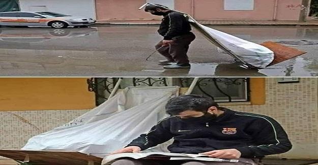 Çöp Toplayarak Geçimini Sağlayan Hakan Efe, KPSS'den 96,5 Puan Alarak Türkiye 25'incisi Oldu