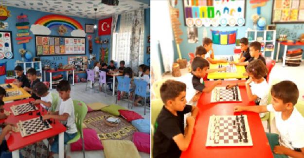 Hasan Öğretmen Telafi Eğitiminde Yine Harikalar Yaratıyor