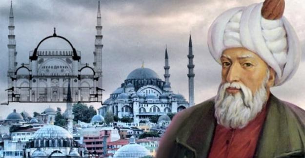 Mimar Sinan'ın Yapmış Olduğu Önemli Eserler Hangileridir?
