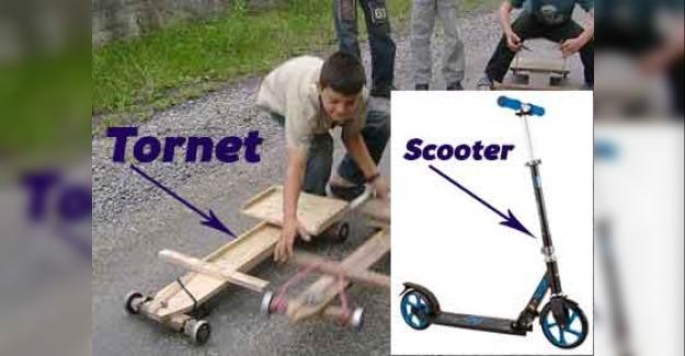 Scooter İle Tornet Dinleme Metni Cevapları 5.Sınıf Türkçe MEB Yayınları