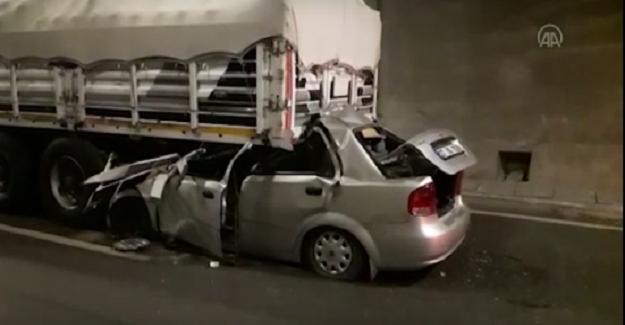 Talha Öğretmen Trafik Kazası Sonucu Hayatını Kaybetti