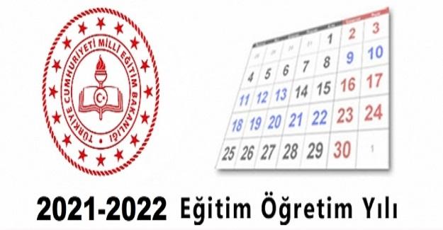 2021-2022 Eğitim Öğretim Yılı Ne Zaman Başlayacak?