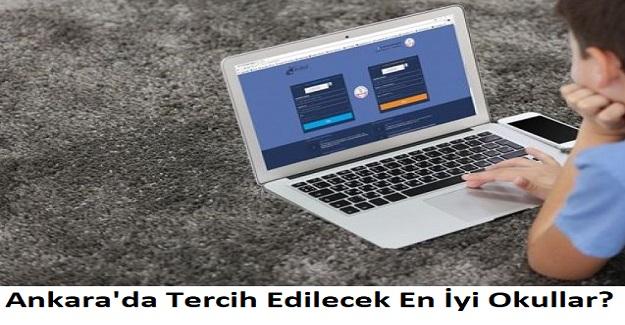 Ankara'da Tercih Edilecek En İyi Okullar?