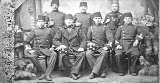 Askeri Rüştiyede öğretmen Mustafa Bey diyor ki!