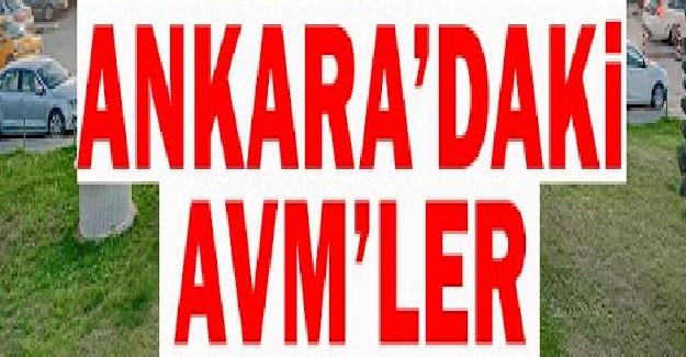 Başkent Ankara'nın En Büyük Alışveriş Merkezi Hangisi?