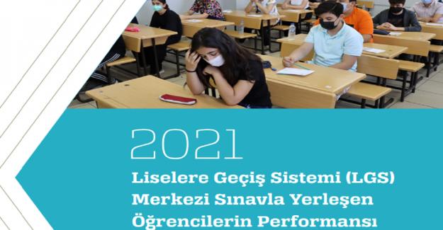 Liselere Geçiş Sistemi (LGS) Merkezi Sınavla Yerleşen Öğrencilerin Performans Raporu