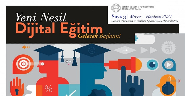 MEB'den Güvenli Okullaşma ve Uzaktan Eğitim Projesi