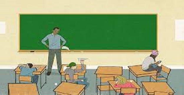 Öğretmenlerin rahatsızlık veren davranışları