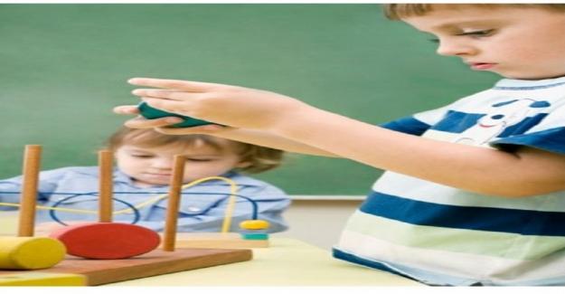 Okula Yeni Başlayacak Çocukların El ve Parmak Kaslarını Güçlendirme Etkinlikleri