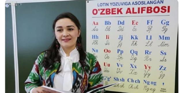 Özbekistan, 1 Ağustos'tan İtibaren Kiril Alfabesini Terk Edip, Latin Alfabesine Geçecek