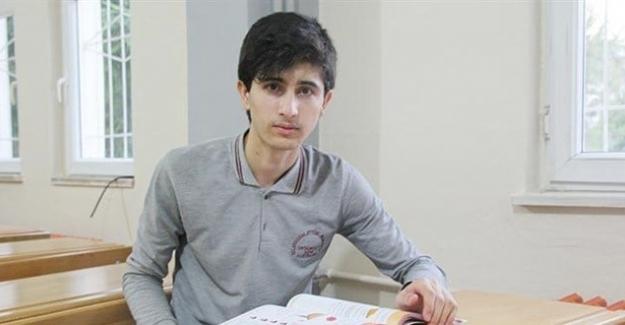 Tek Kelime Türkçe Bilmeyen Suriyeli Dlyar Safo, LGS'de Tam Puan Aldı