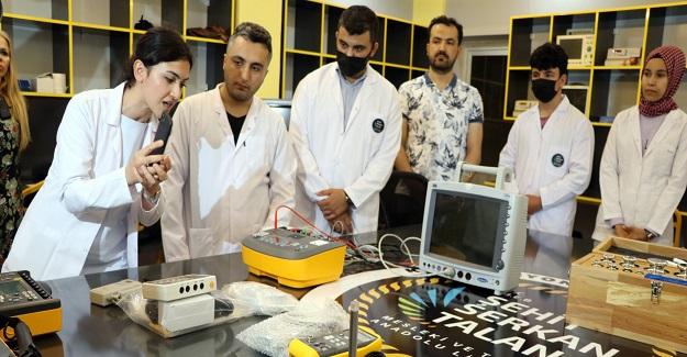 Türkiye'de Bir İlki Gerçekleştiren Öğretmen ve Öğrencilere Teşekkür