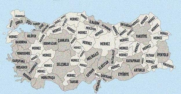 Türkiye'nin En Gelişmiş İlçeleri
