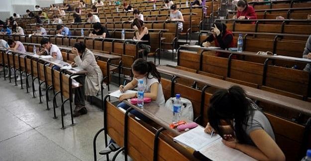 YKS'nin TYT ayağına öğrenciler, 10. Sınıftan itibaren girebilmeli.