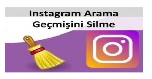 Instagram Arama Geçmişi Silme 2021