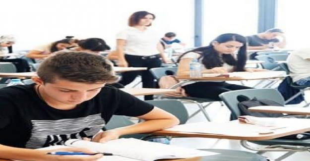 Tüm Derslerden Kaç Sınav Yapılmakta?