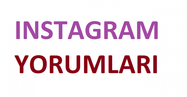 En Güzel ve Anlamlı Instagram Fotoğraf Yorumları