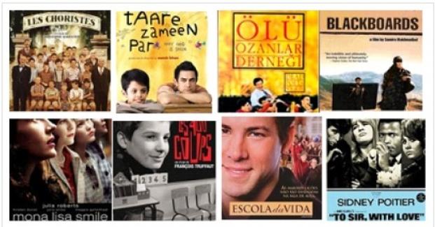 Konusu Öğretmen Öğrenci İlişkileri ve Aşkları Olan Filmler