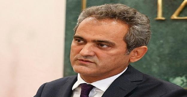 Milli Eğitim Bakanı Mahmut Özer'den Öğretmen Atamalarına İlişkin Flaş Açıklama