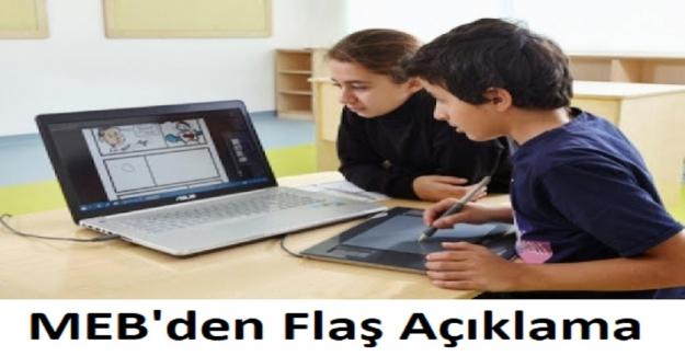 Öğrenciler Dikkat! Milli Eğitim Bakanlığından Flaş Açıklama