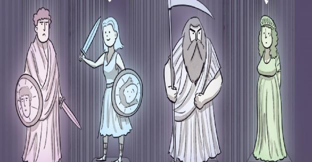Yunan Mitolojisindeki Yarı Tanrıların İsimleri