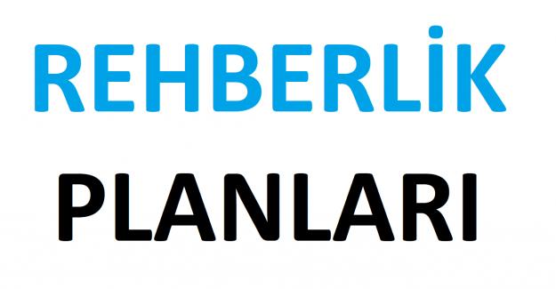 2021/2022 Rehberlik Planları, Sınıf Rehberlik Dosyası Evrakları