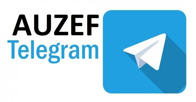AUZEF Bütün Bölümlerin Telegram Grupları