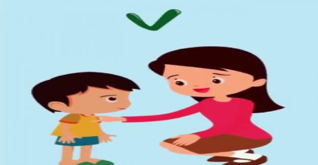 Çocuğunuzun söz dinlemesi için!