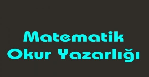 Matematik Okuryazarlığı İçin Öneriler?