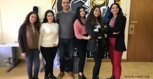 Burhan Felek Anadolu Lisesi Erasmus Projesi için Portekiz'de