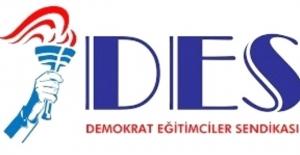 """DES """"TAKKE DÜŞTÜ KEL GÖRÜNDÜ!"""""""