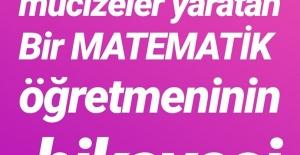 Papatyayla Mucizeler Yaratan Matematik...
