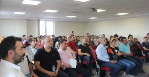 Sözleşmeli Öğretmenler Türk Eğitim Sen Genel Merkezinden Yardım İstedi