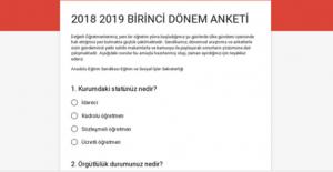 Öğretmenlere 2018-2019 Eğitim Öğretim...