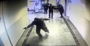 Okulda Öğretmene Silahlı Saldırı Kameralara Böyle Yansıdı