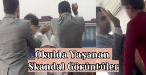 Öğretmenin Öğrencisini Dövdüğü Skandal Görüntülere Soruşturma Açıldı