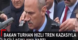 Ankara'daki Tren Kazasıyla İlgili Flaş Açıklama