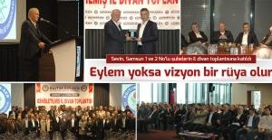 Eğitim-Bir-Sen Genel Başkan Yardımcısı Mithat Sevin: Eylem yoksa vizyon bir rüya olur