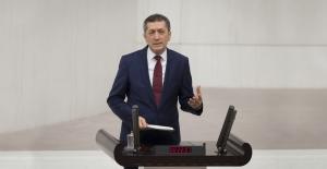 Milli Eğitim Bakanı Ziya Selçuk: 2018 Yılı Bütçesiyle İlgili TBMM Genel Kuruluna Seslendi