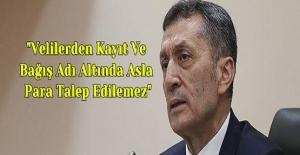 Milli Eğitim Bakanı Ziya Selçuk:...