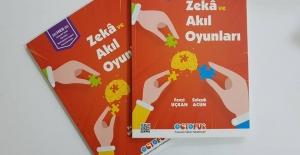 Seçmeli akıl zeka oyunları dersini işlemek için öğretmenlere kitap çıktı