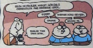 TÜRK ÖĞRETMENLERİNİN KAVGALARLA...