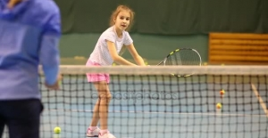 Bu tenis hocası çıldırmış olmalı!