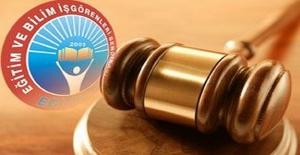EĞİTİM İŞ: MEB'İN TOBB İLE YAPTIĞI PROTOKOLÜ YARGIYA TAŞIDIK